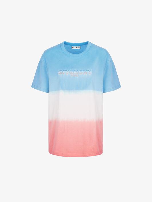 T-Shirt Givenchy Dégradé - Givenchy