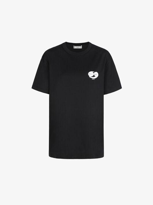 T-Shirt Givenchy Paris - Givenchy