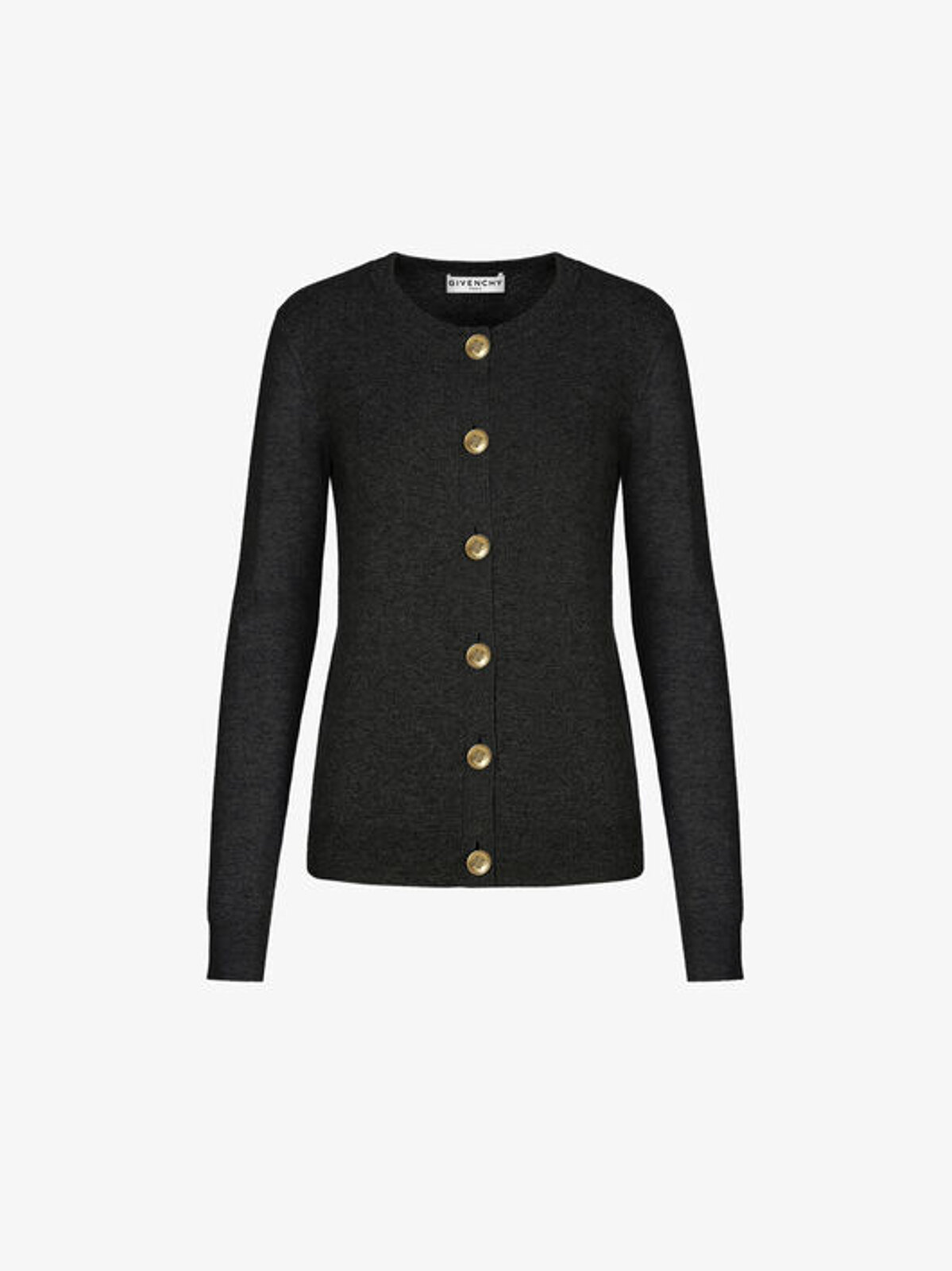 Cashmere Cardigan With 4G Buttons - Givenchy