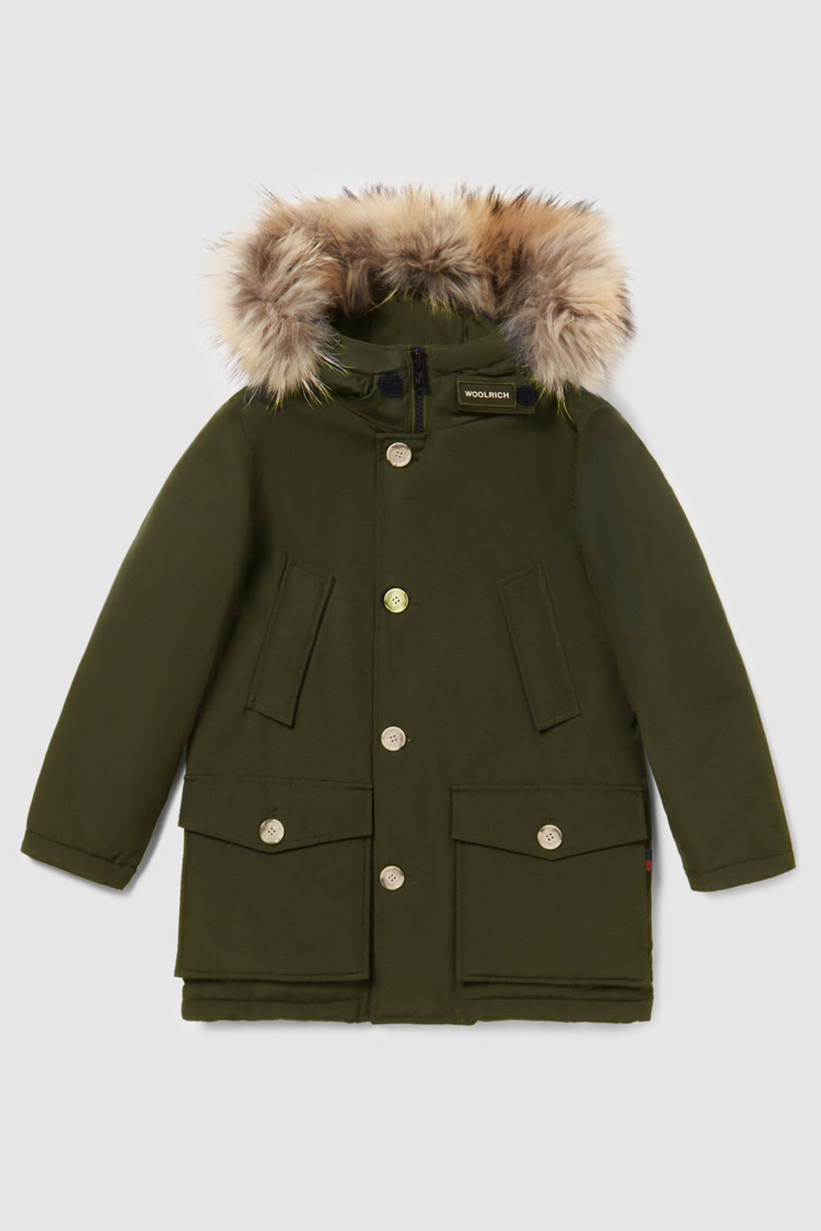 Arctic Parka Collo Alto - Woolrich Junior