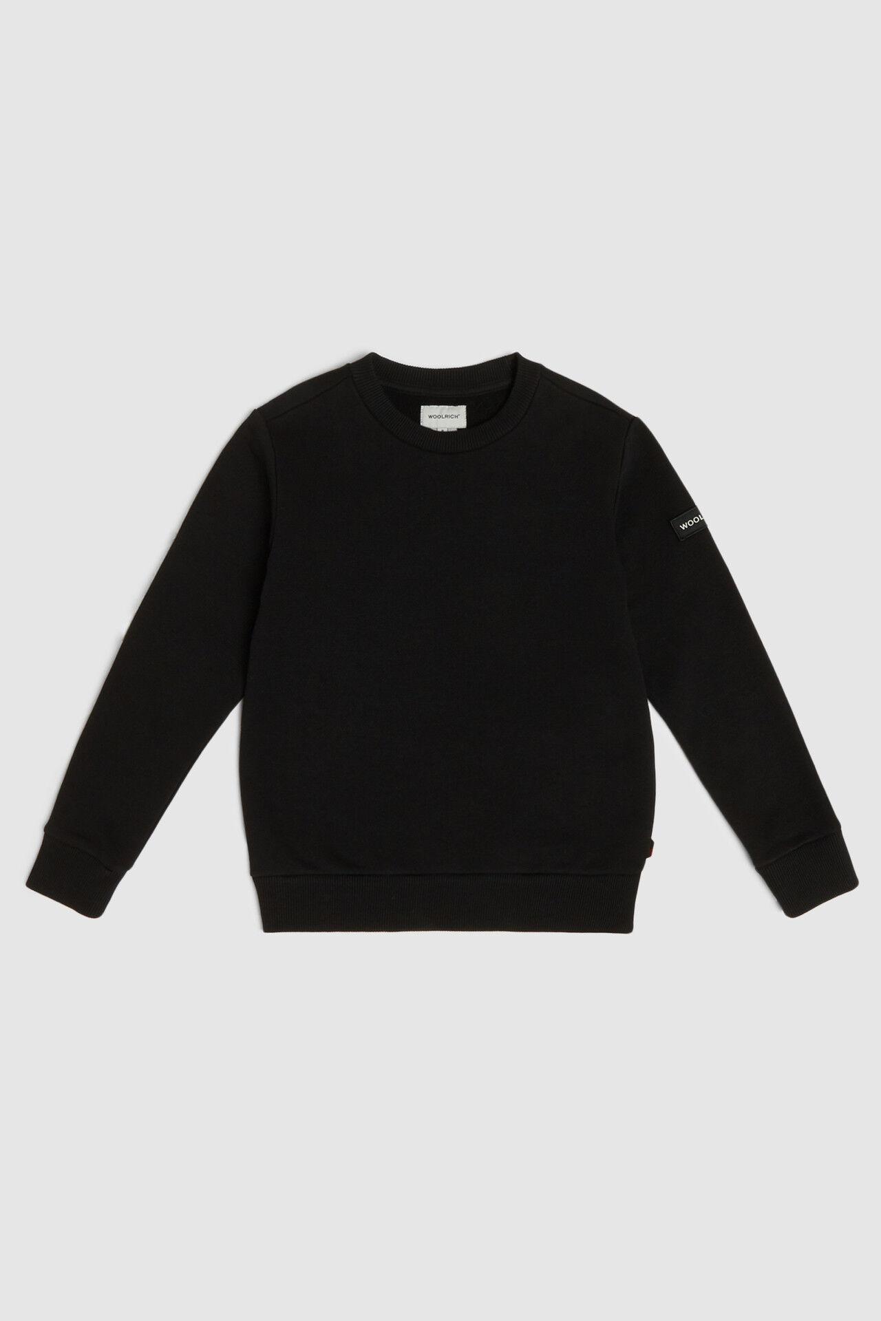 Crewneck Sweater - Woolrich Junior