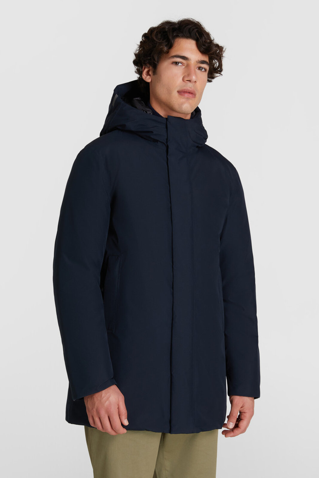City Hooded Coat - Woolrich