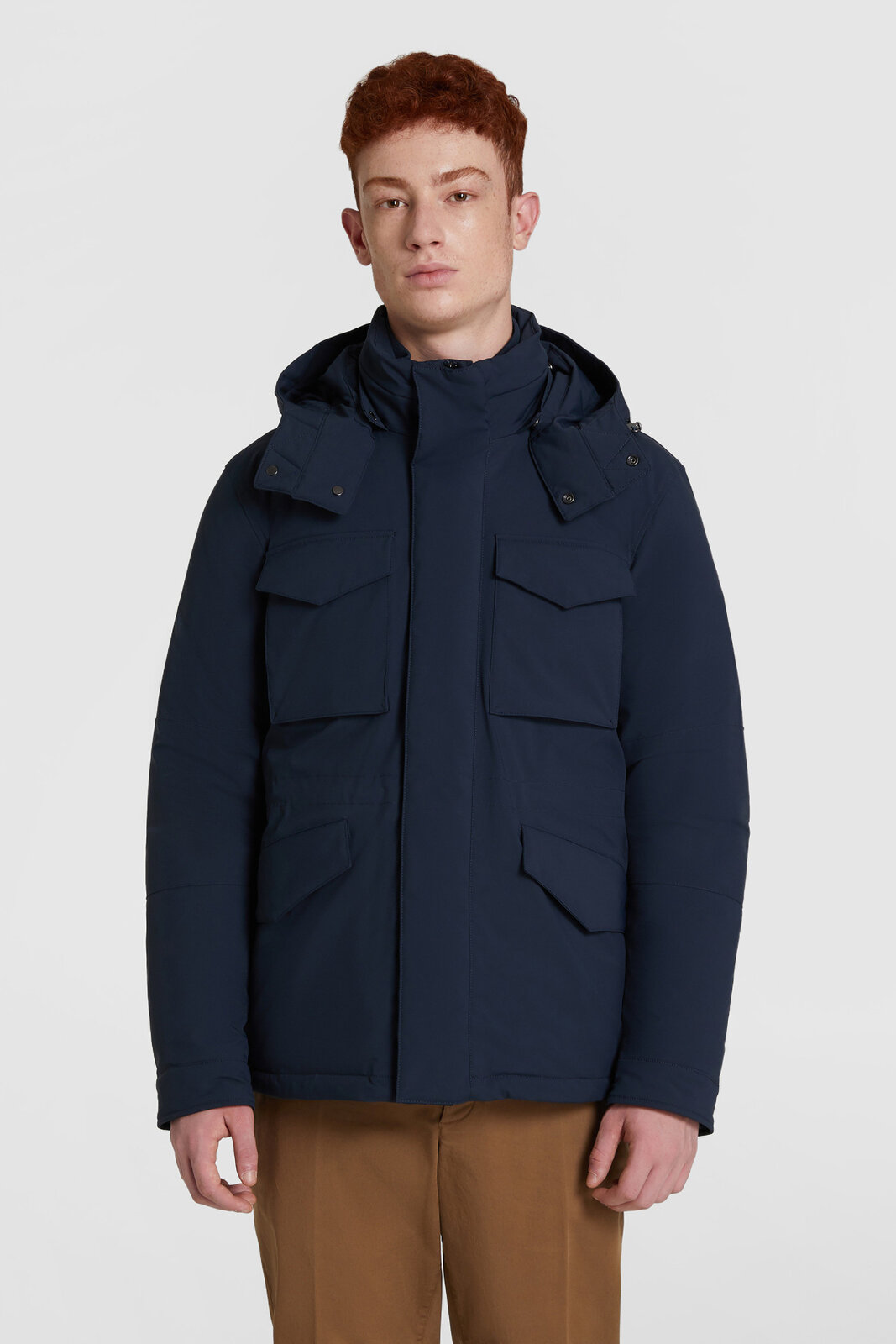 Mountain Field Stretch Jacket - Woolrich