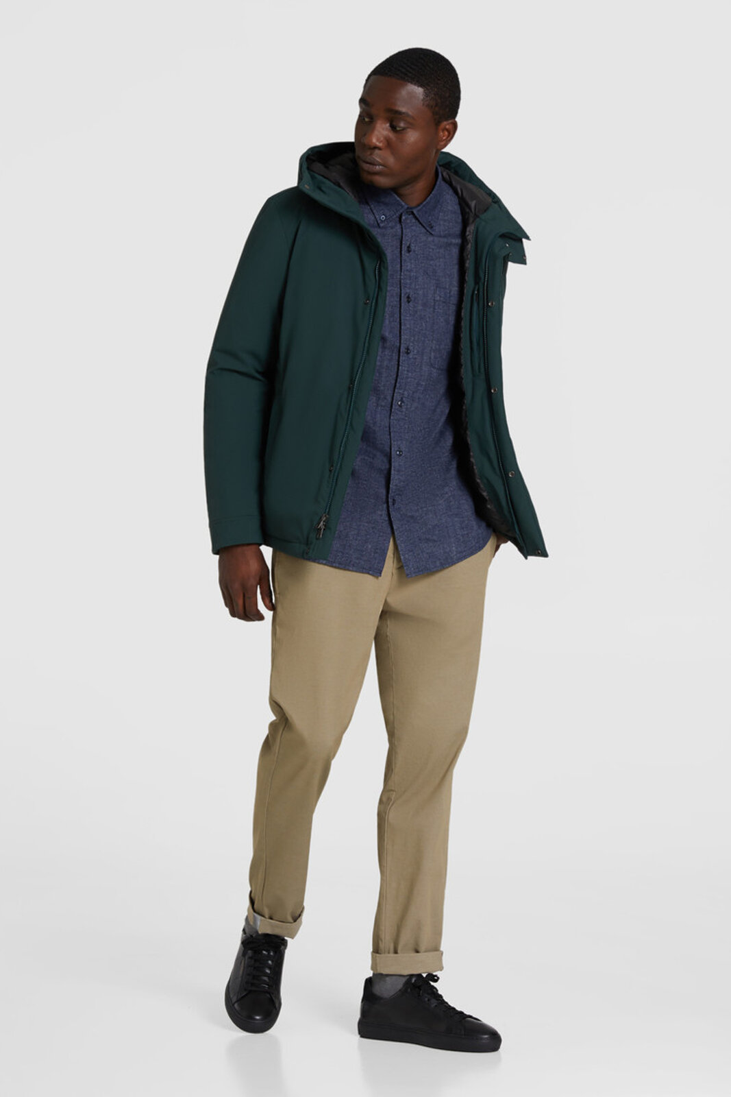 Pacific Giacca Stretch - Woolrich