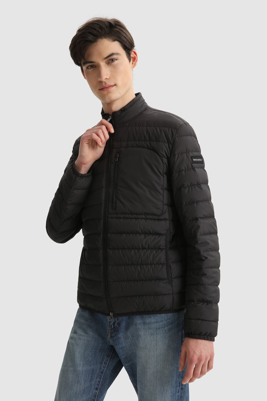 Giacca Bering Trapuntata - Woolrich