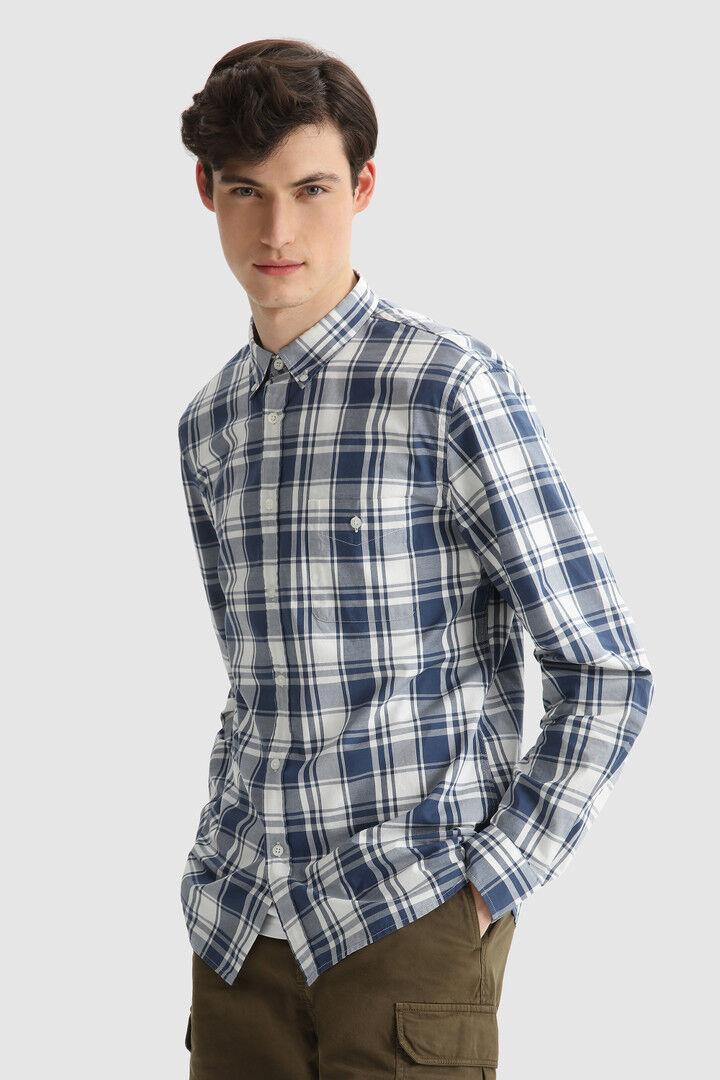 Camicia Oxford In Puro Cotone - Woolrich