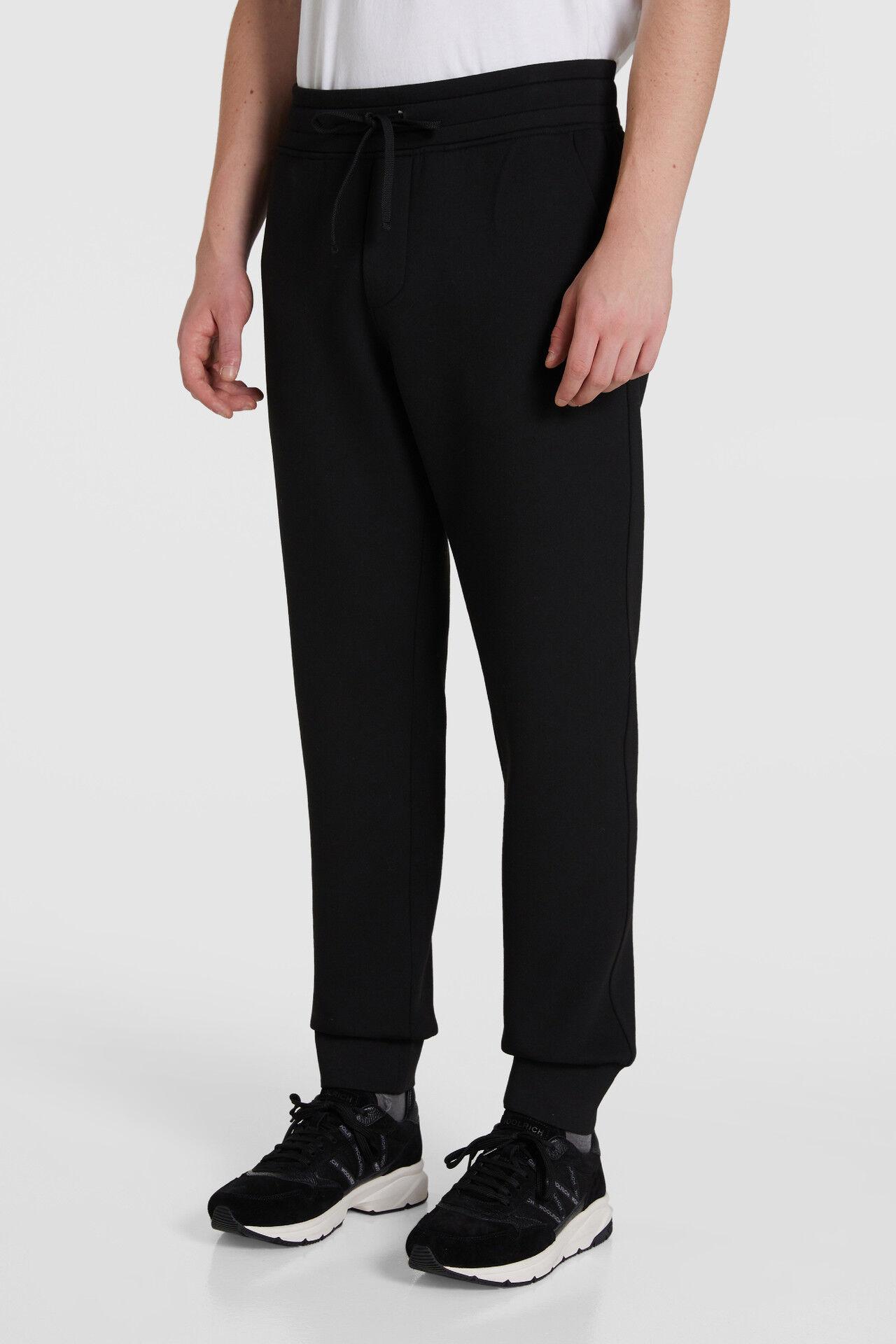 Pantalone In Felpa Tecnica - Woolrich