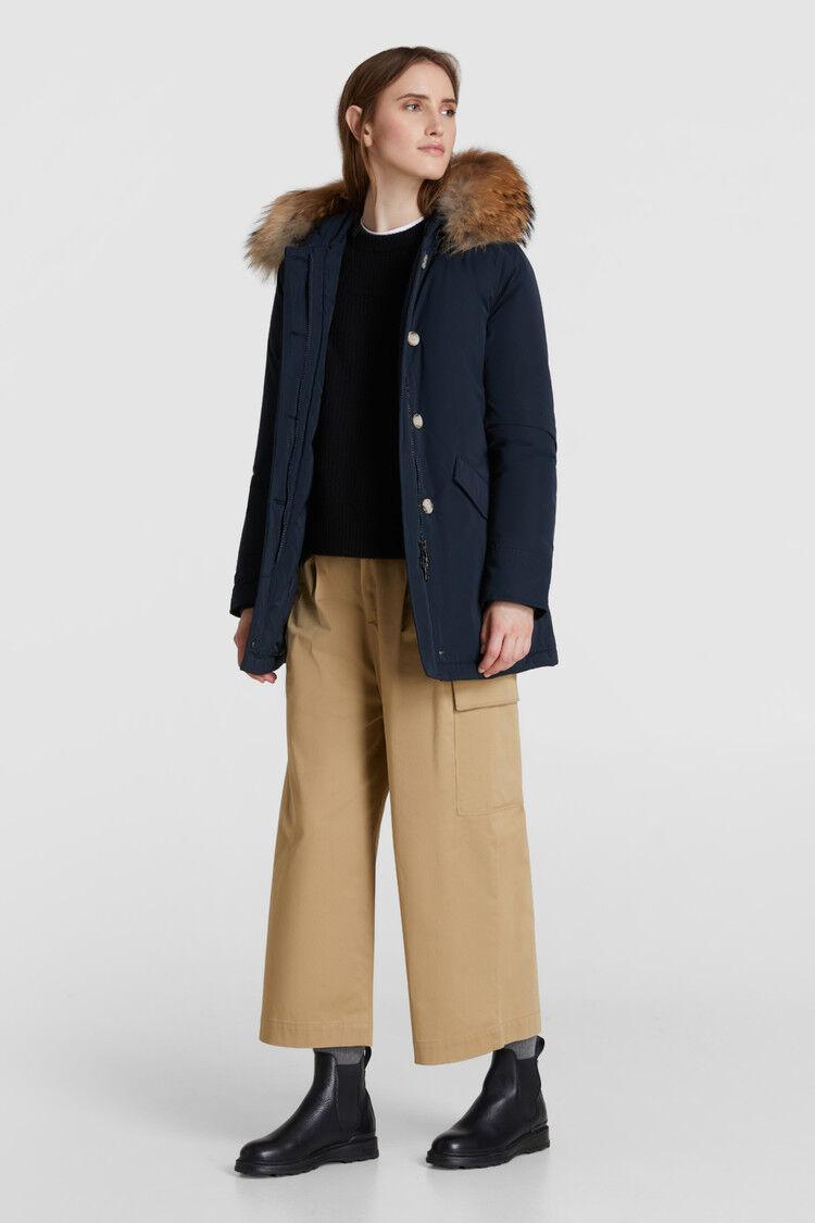 Arctic Parka Luxury Fur Racoon - Woolrich