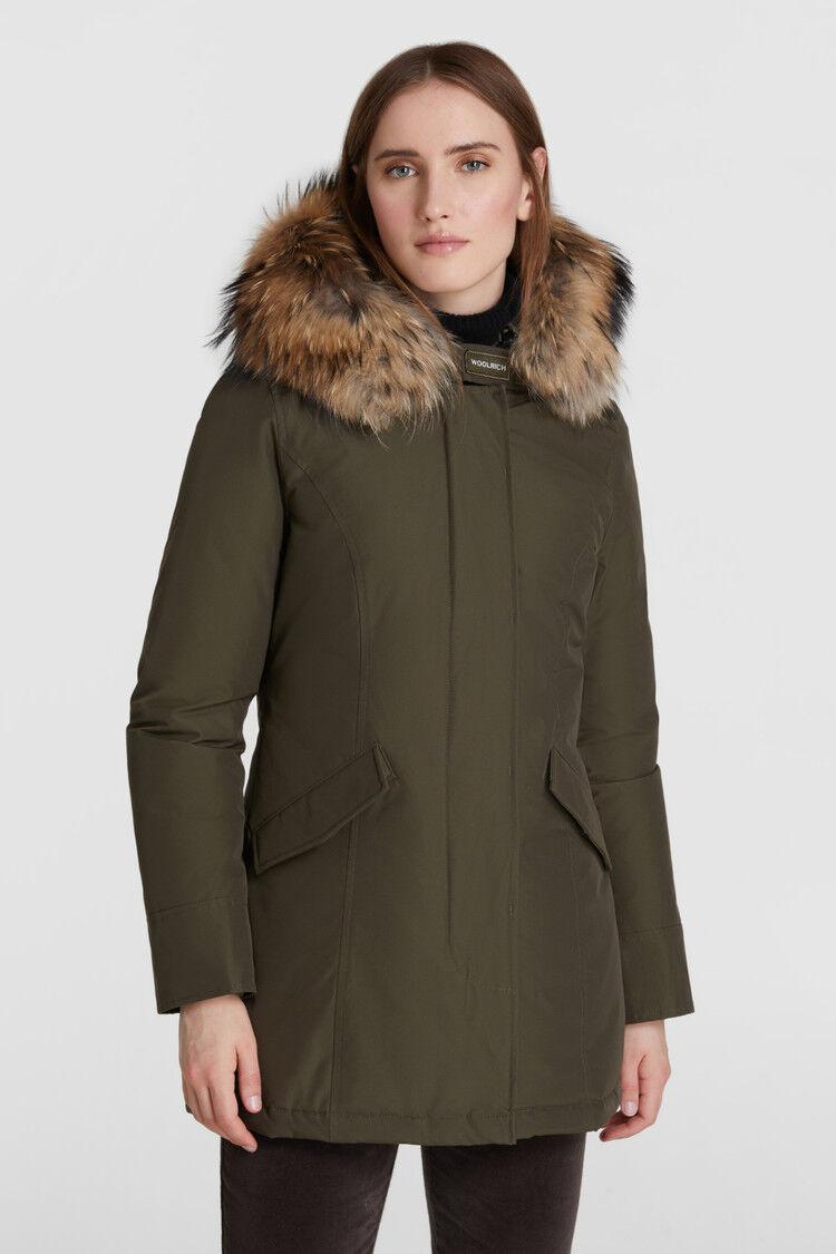 Arctic Parka Pelliccia Racoon - Woolrich