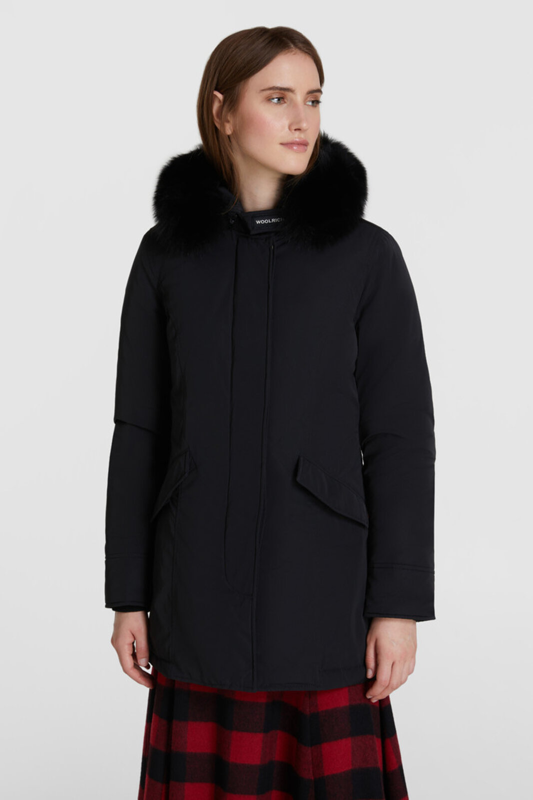 Arctic Parka Luxury Pelliccia Volpe - Woolrich