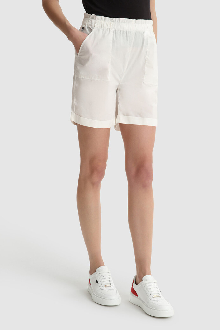 Pantaloncini Popeline - Woolrich