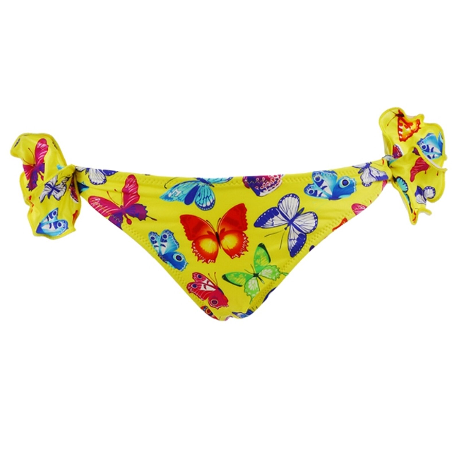 Slip Da Bagno Per Bambina Colori Vivaci - MC2 Saint Barth Junior