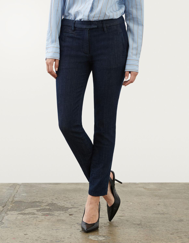Pantalone slim Perfect in denim - Dondup