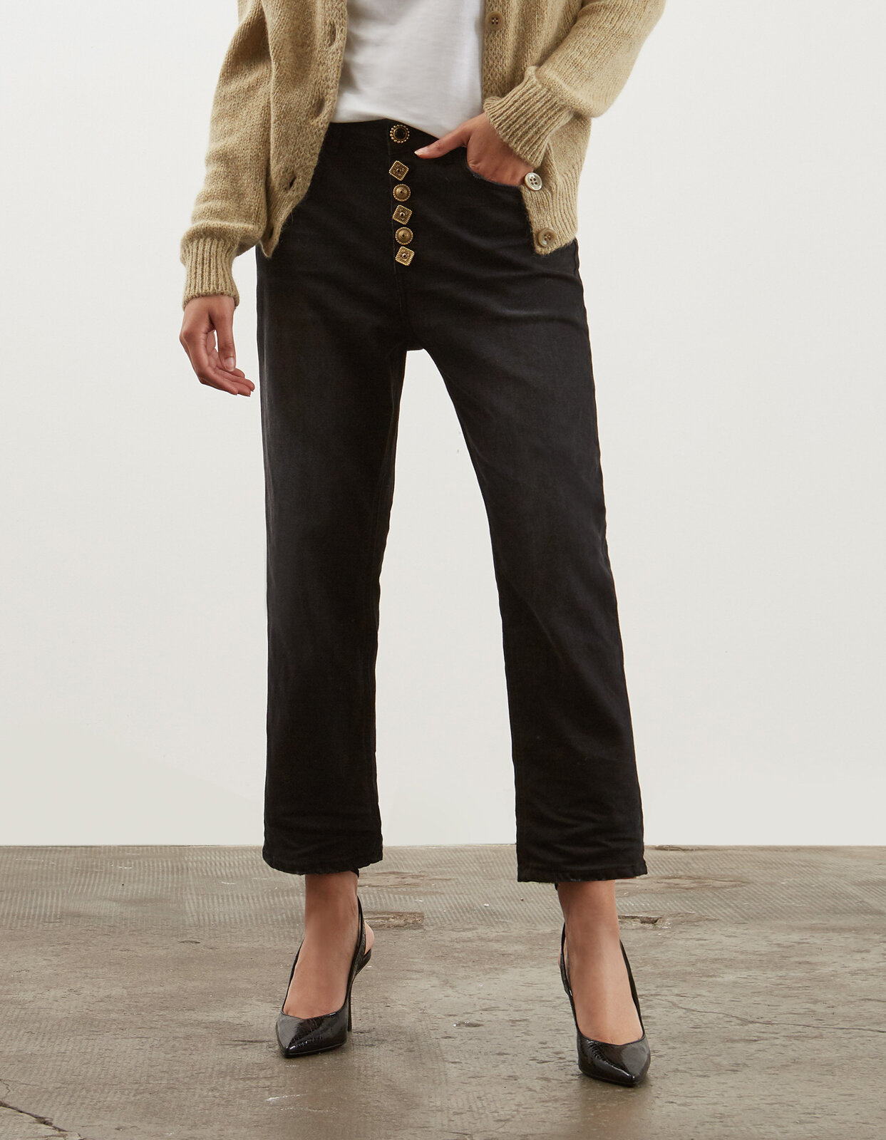 Loose Koons jeans - Dondup