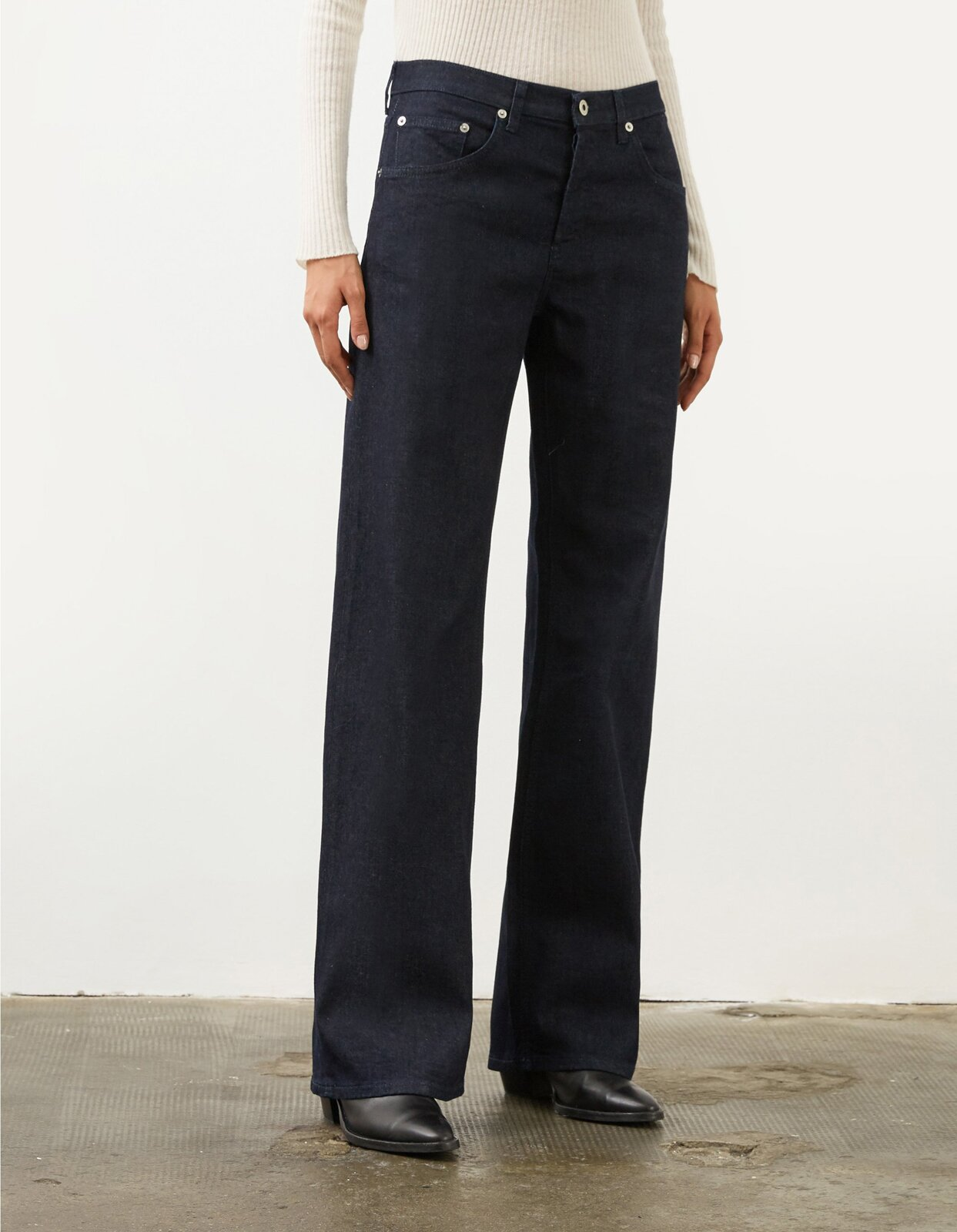 Loose Jacklin jeans - Dondup