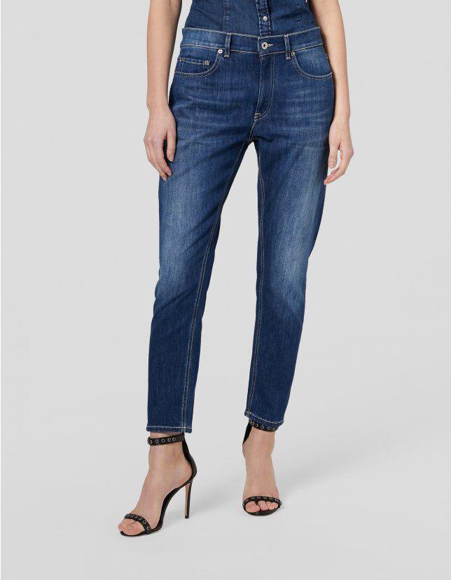Jeans Regular Mila - Dondup