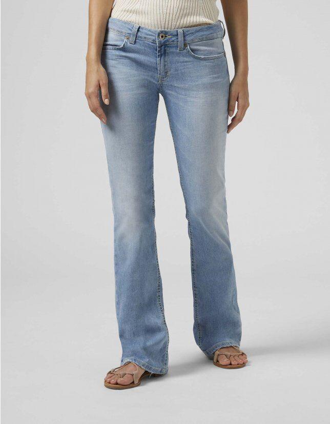 Jeans Skinny Bootcut Lola - Dondup