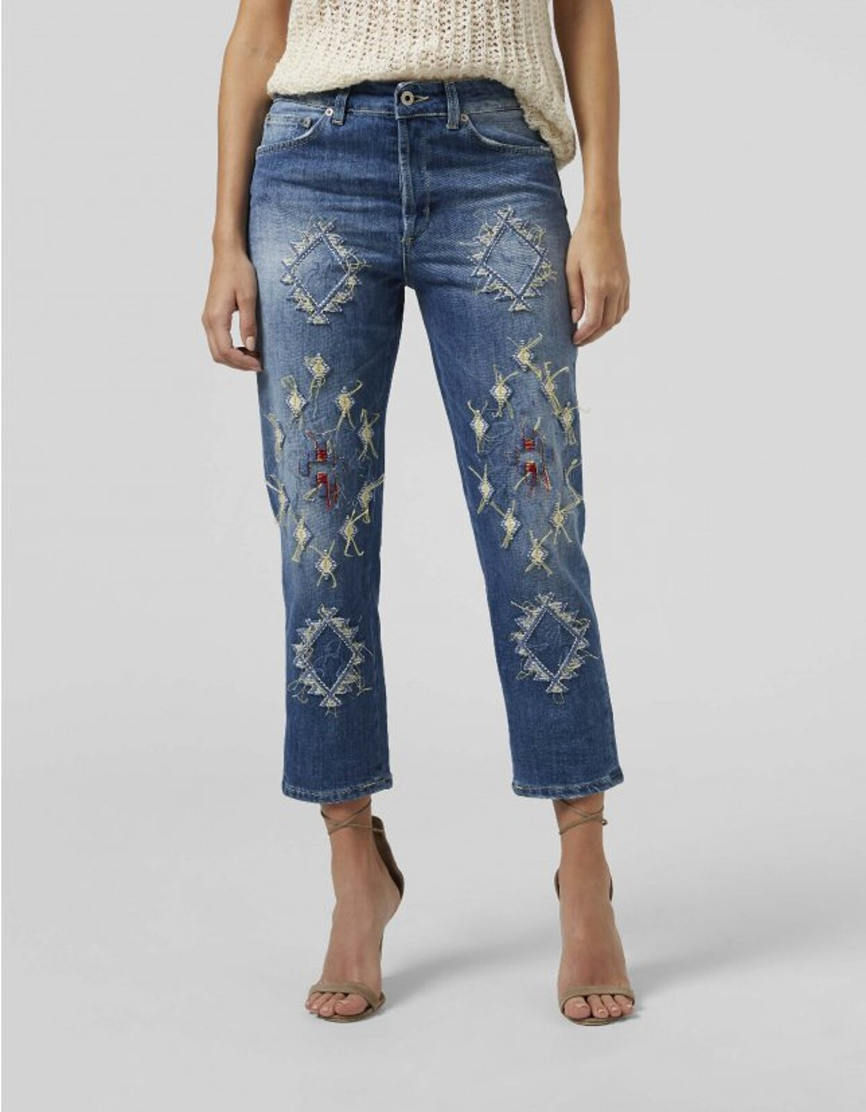 Jeans Loose  Zoe - Dondup