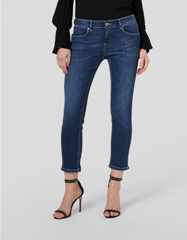 Jeans Super Skinny Lou - Dondup