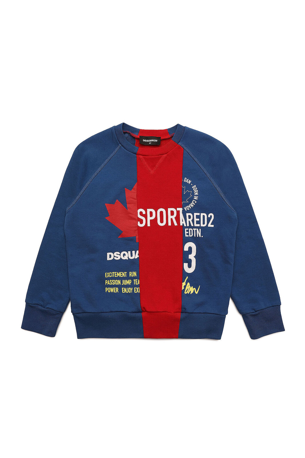 Cool Fit Felpa - Dsquared2 Junior