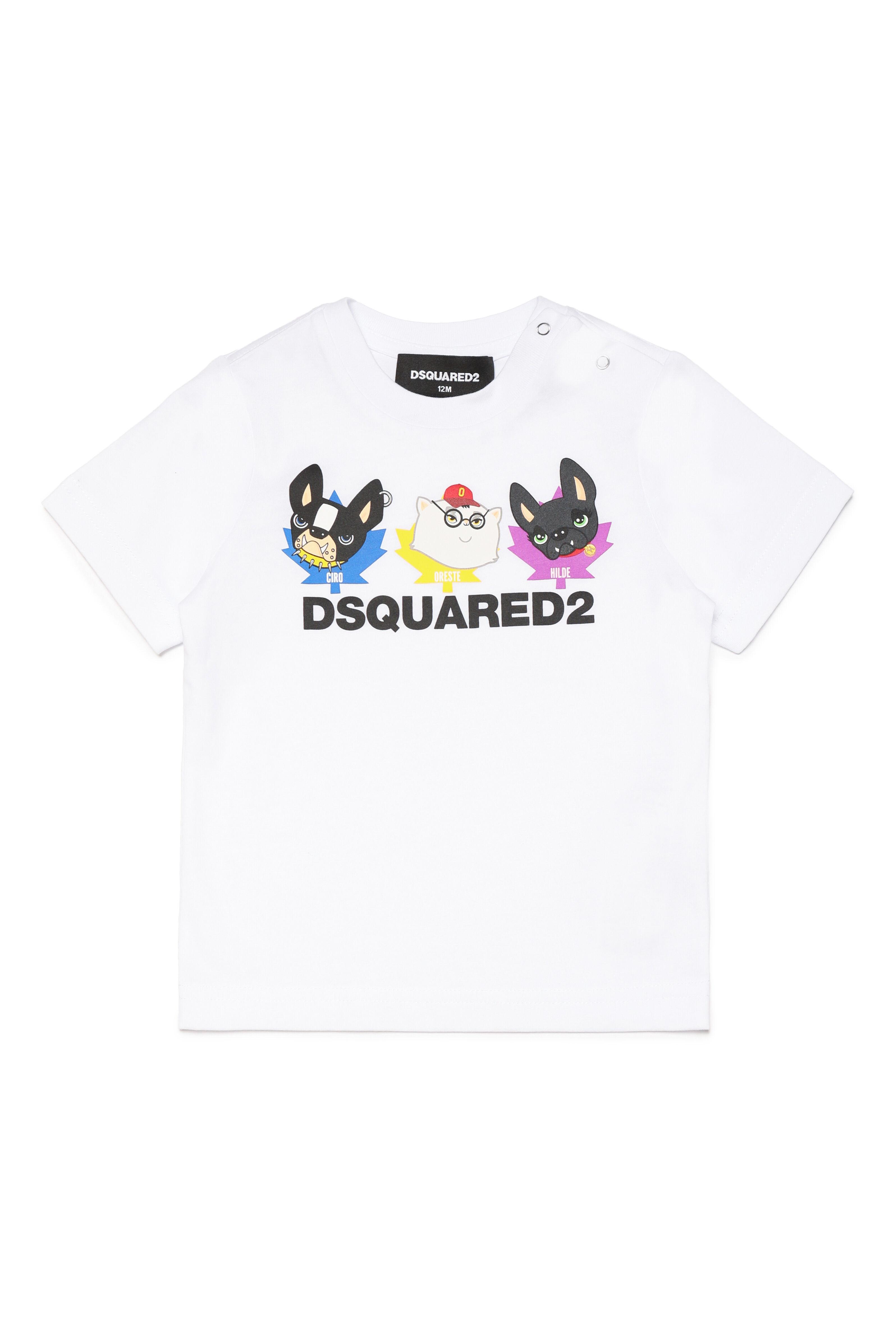 Maglietta - Dsquared2 Junior