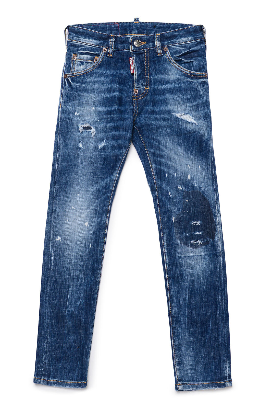 Cool Guy Jean Pants - Dsquared2 Junior