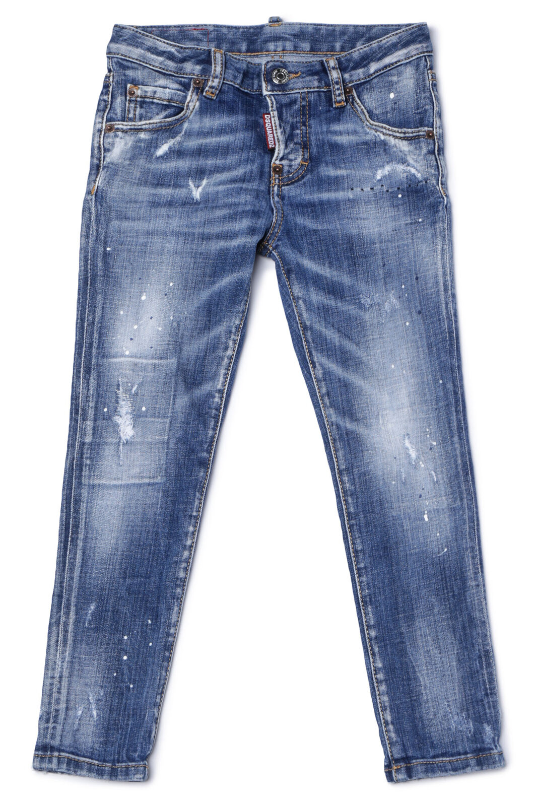 Cool Girl Jean Pants - Dsquared2 Junior