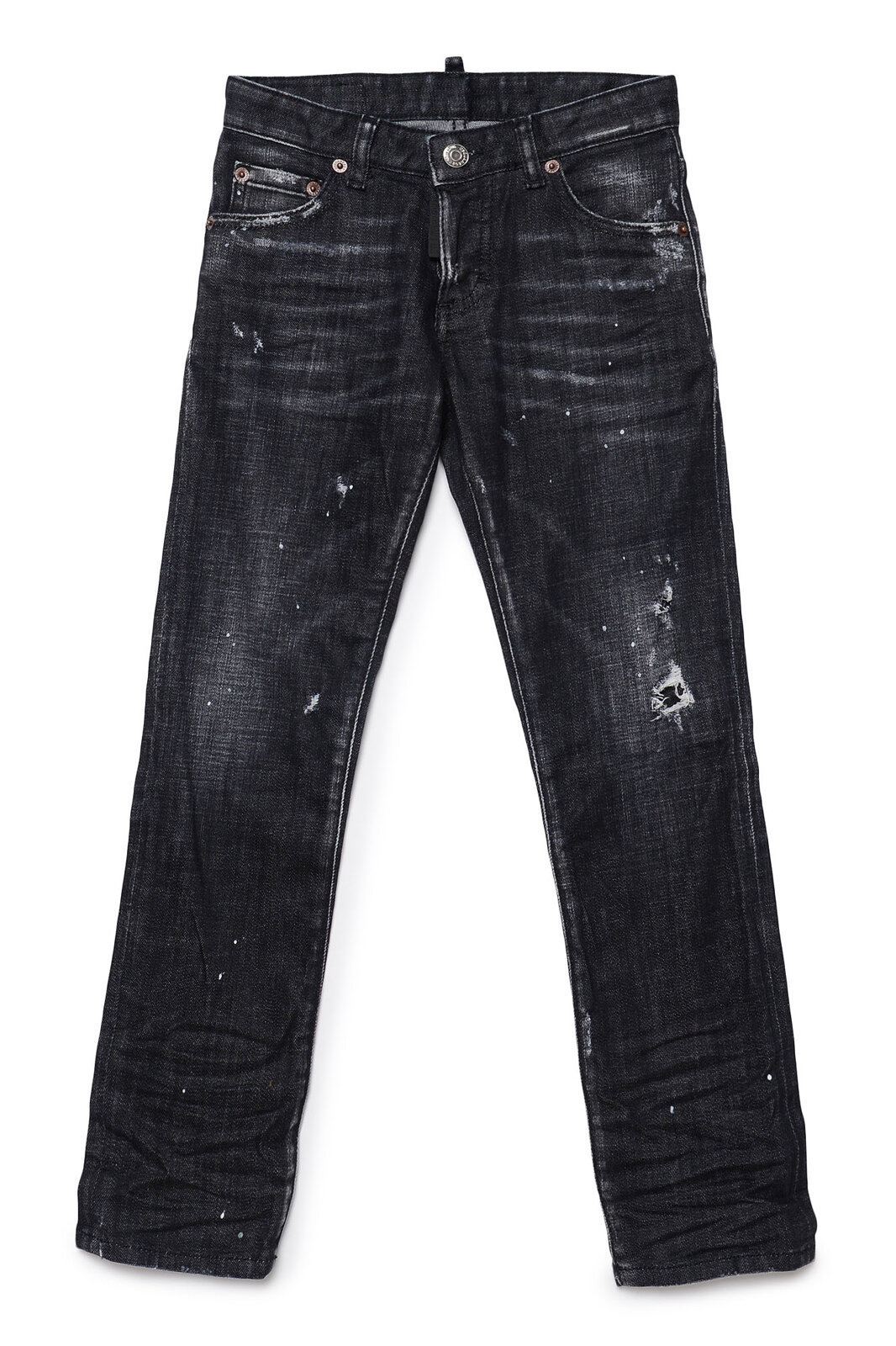 Clement Jean Pants - Dsquared2 Junior