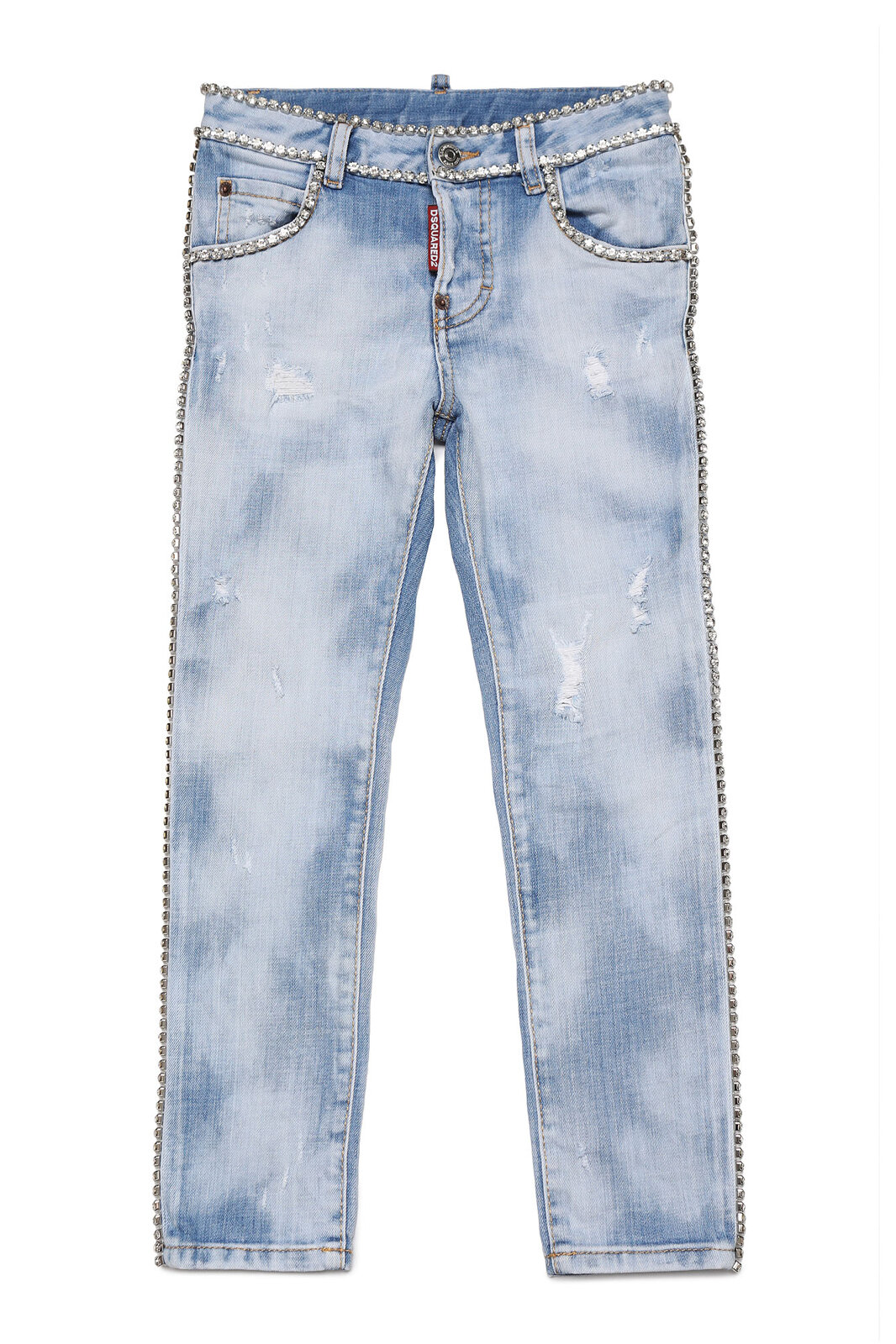 Cool Girl Jean Pantaloni - Dsquared2 Junior