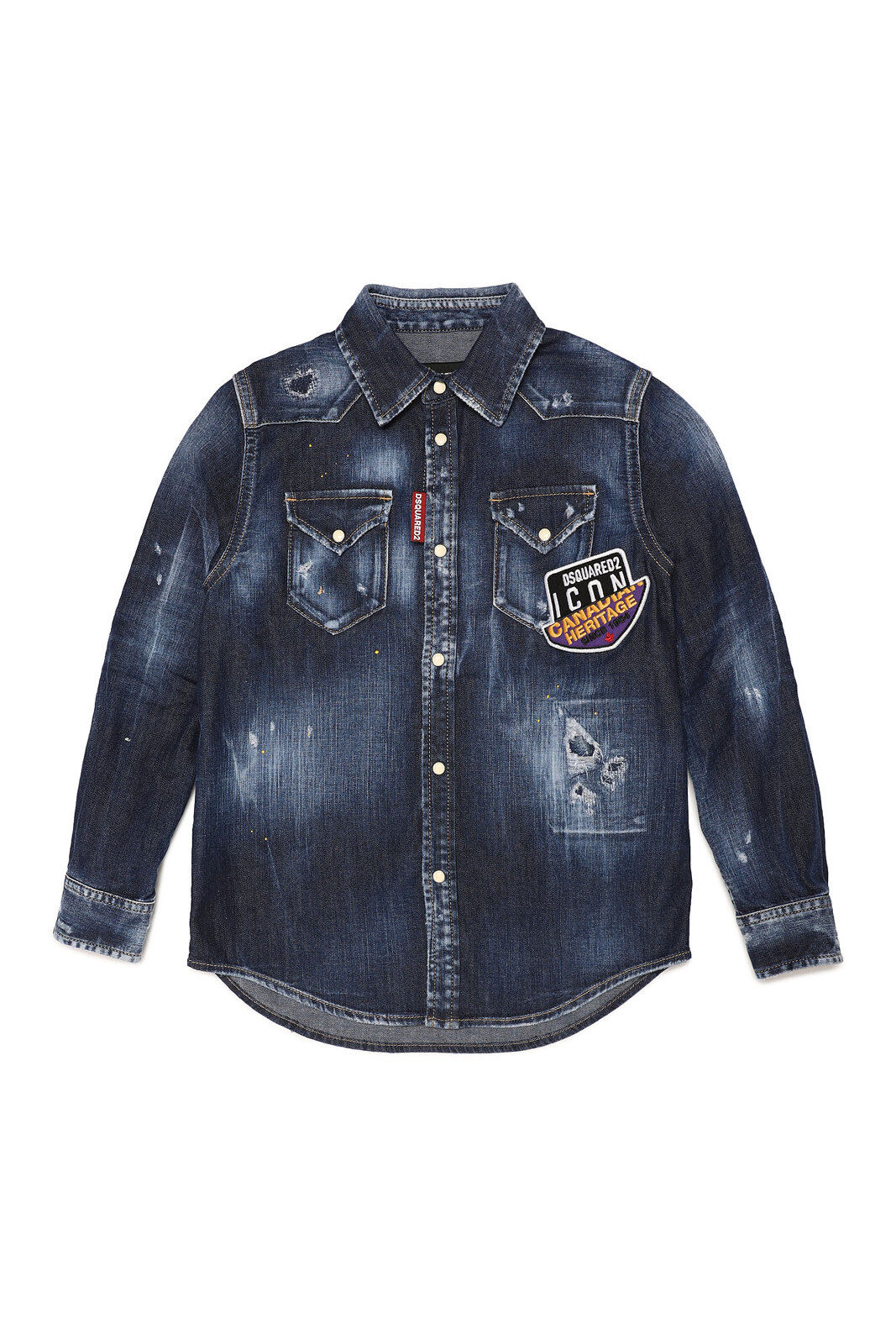 Icon Camicia - Dsquared2 Junior