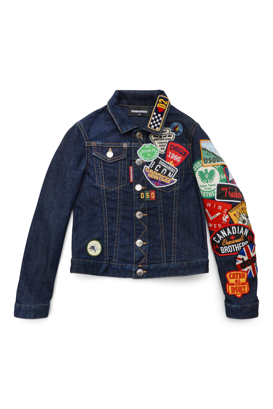 Icon Giacca - Dsquared2 Junior