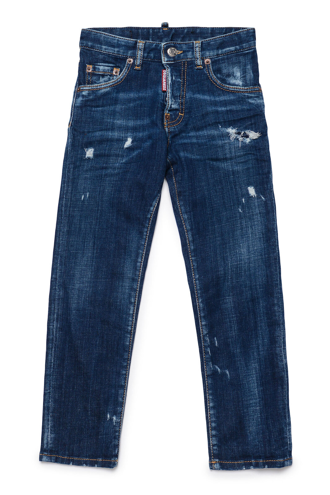 Run Dan Jean Pants - Dsquared2 Junior