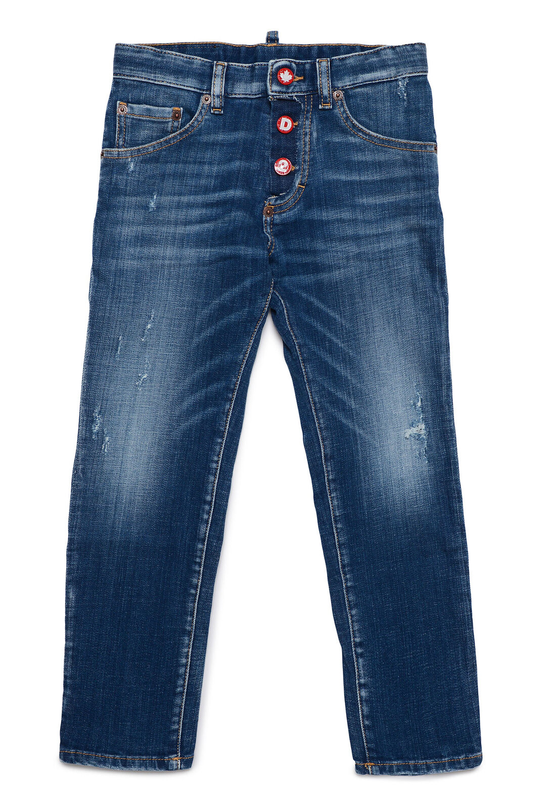 U Run Dan Jean Pants - Dsquared2 Junior