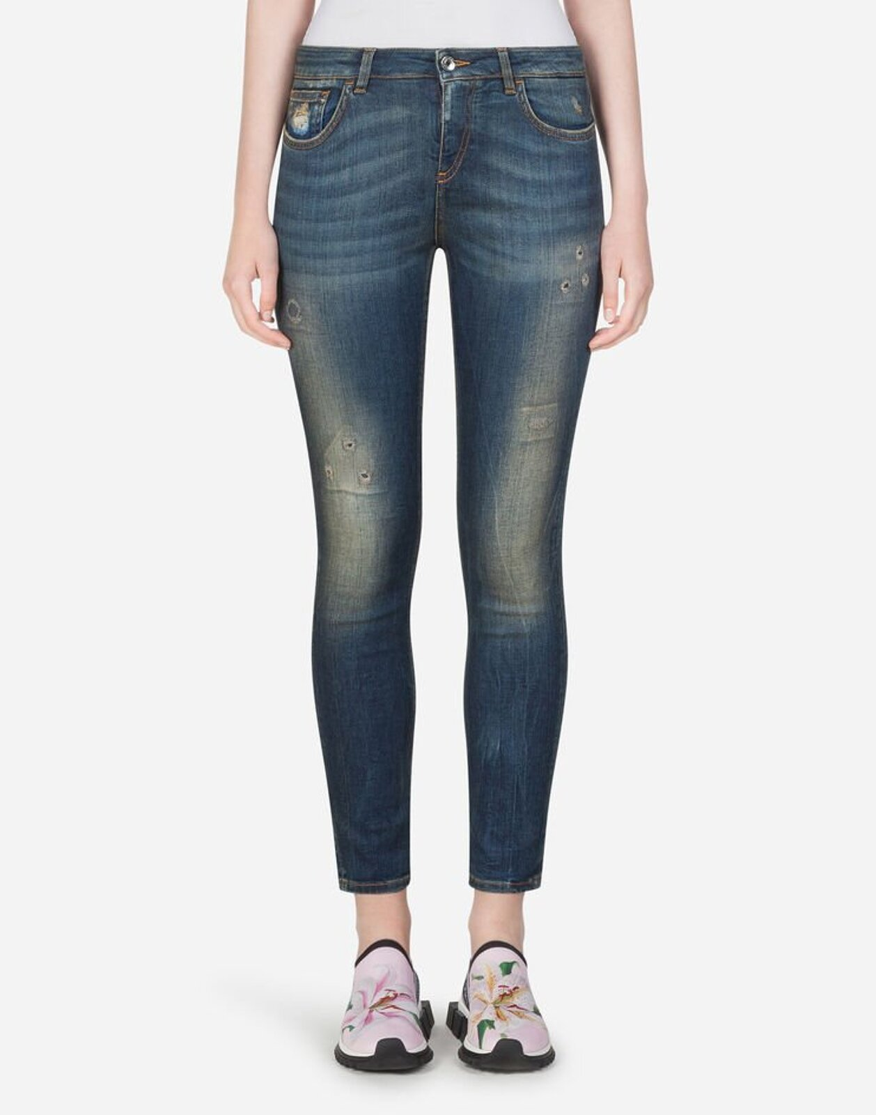Jeans Fit Pretty In Denim - Dolce & Gabbana