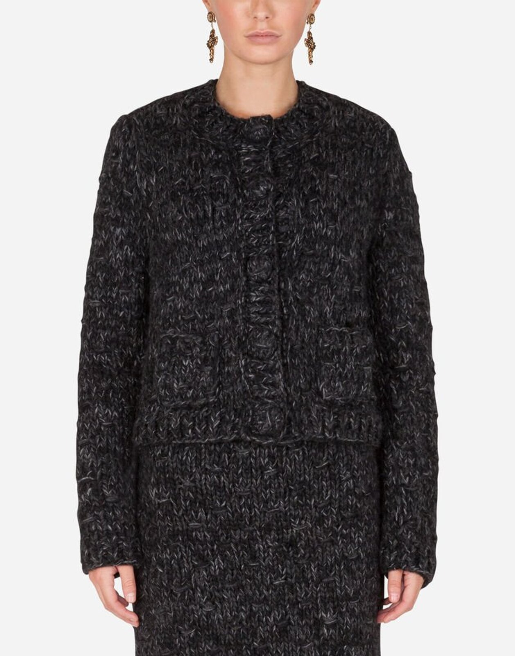 Long Sleeves Cardigan - Dolce & Gabbana