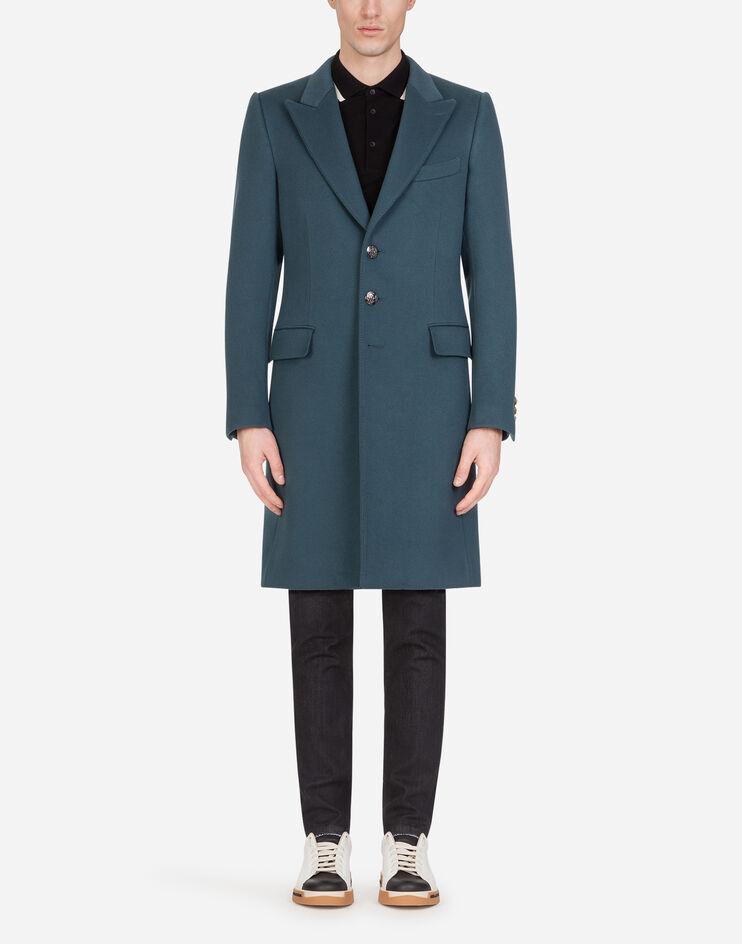 Cashmere Coat - Dolce & Gabbana