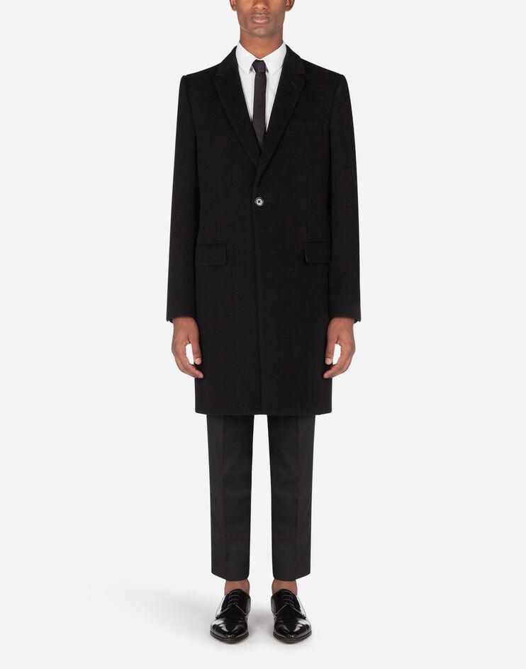 Cappotto In Lana Cashmere - Dolce & Gabbana