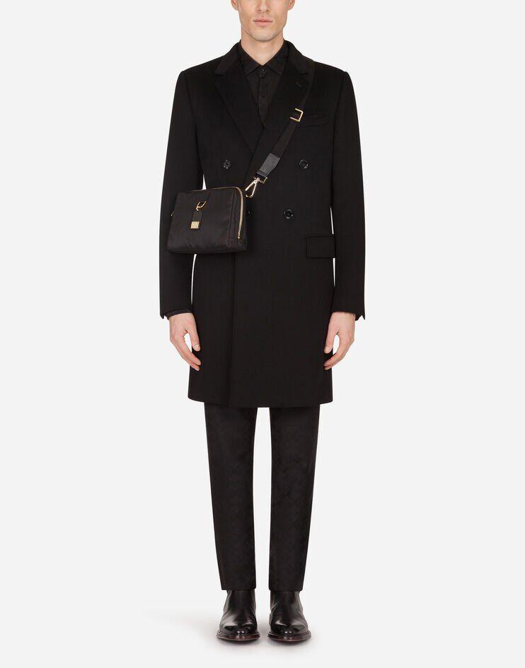 Cappotto Doppiopetto Lana E Cashmere - Dolce & Gabbana
