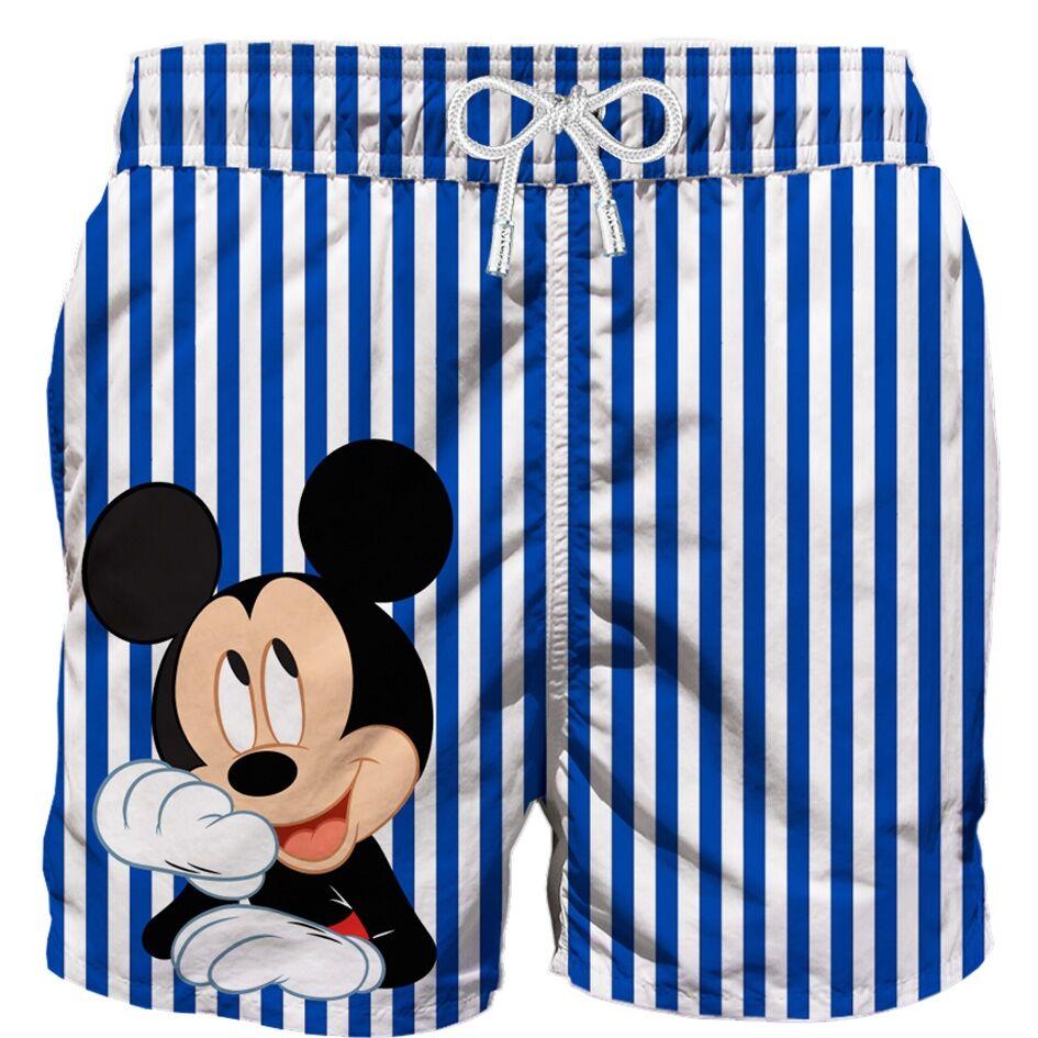 Costume Mare A Righe Mickey Mouse - Edizione Speciale Disney© - MC2 Saint Barth