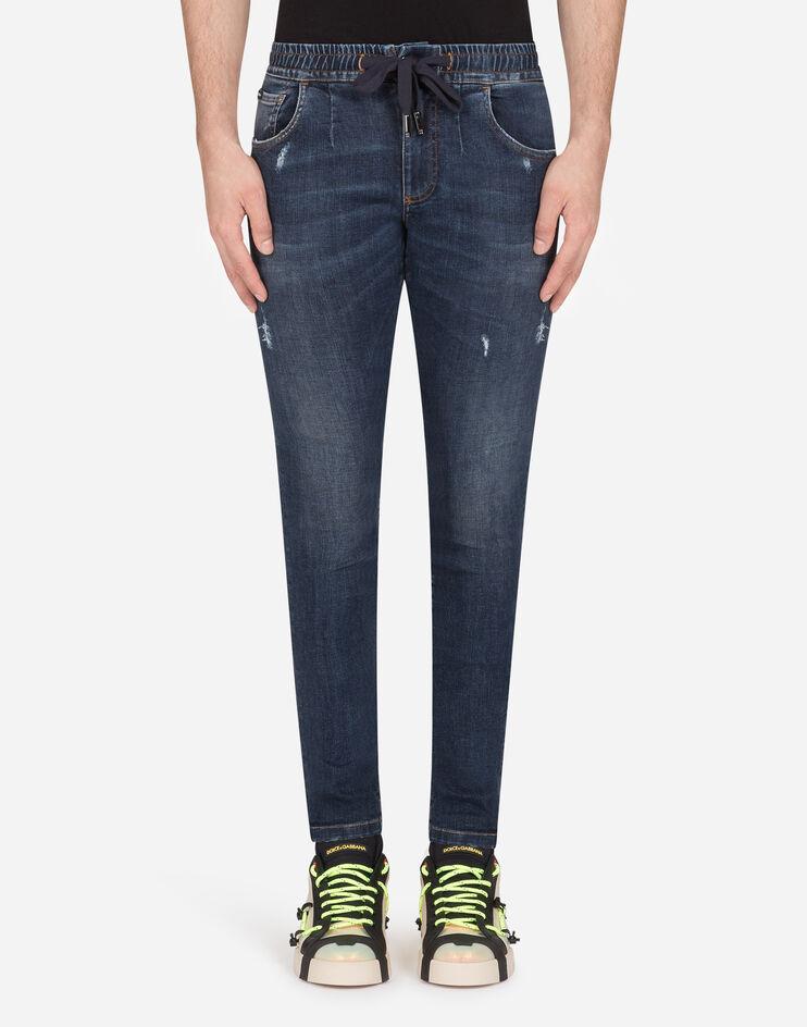 Stretch Jogging Jeans - Dolce & Gabbana