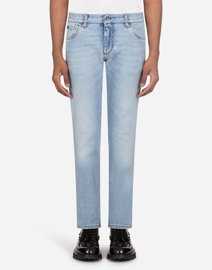 Light Stretch Skinny Jeans - Dolce & Gabbana