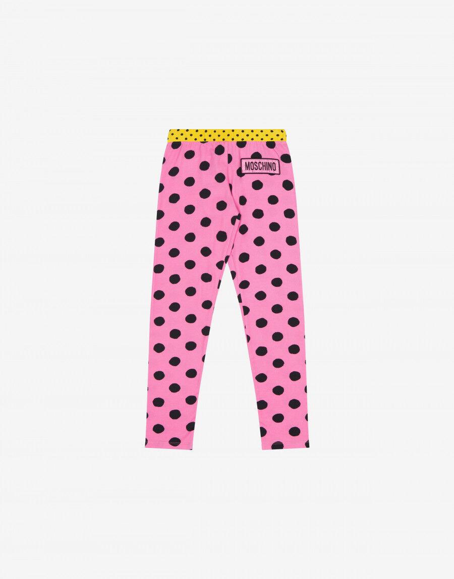 Leggings Polka Dots - Moschino Junior