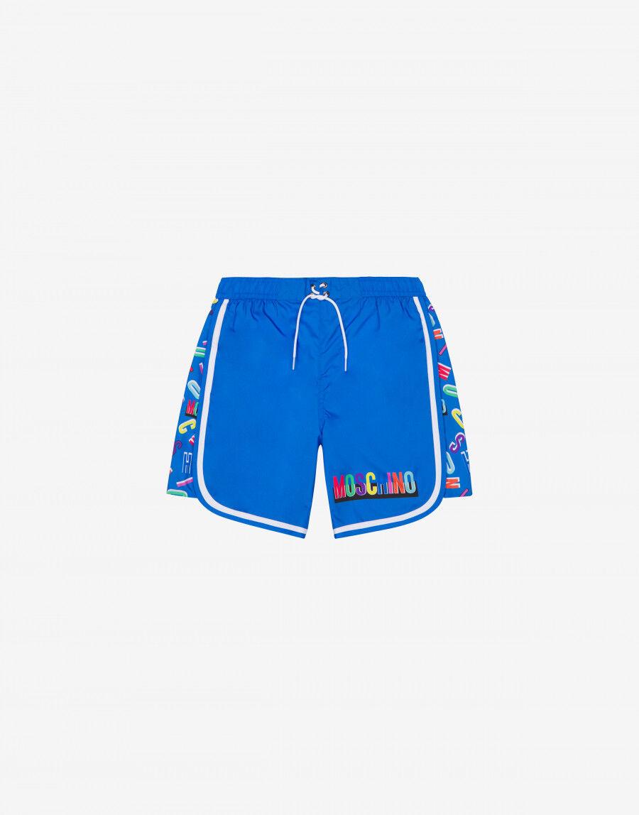 Boxer Mare Moschino Letters - Moschino Junior