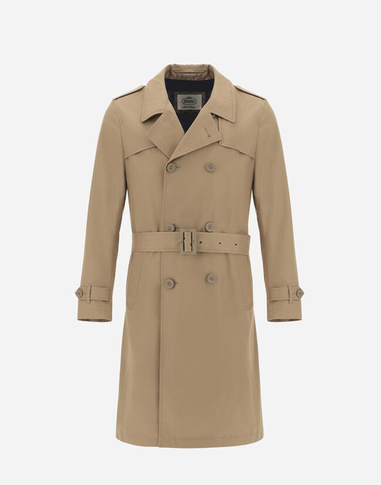 Monogram trench coat - Herno