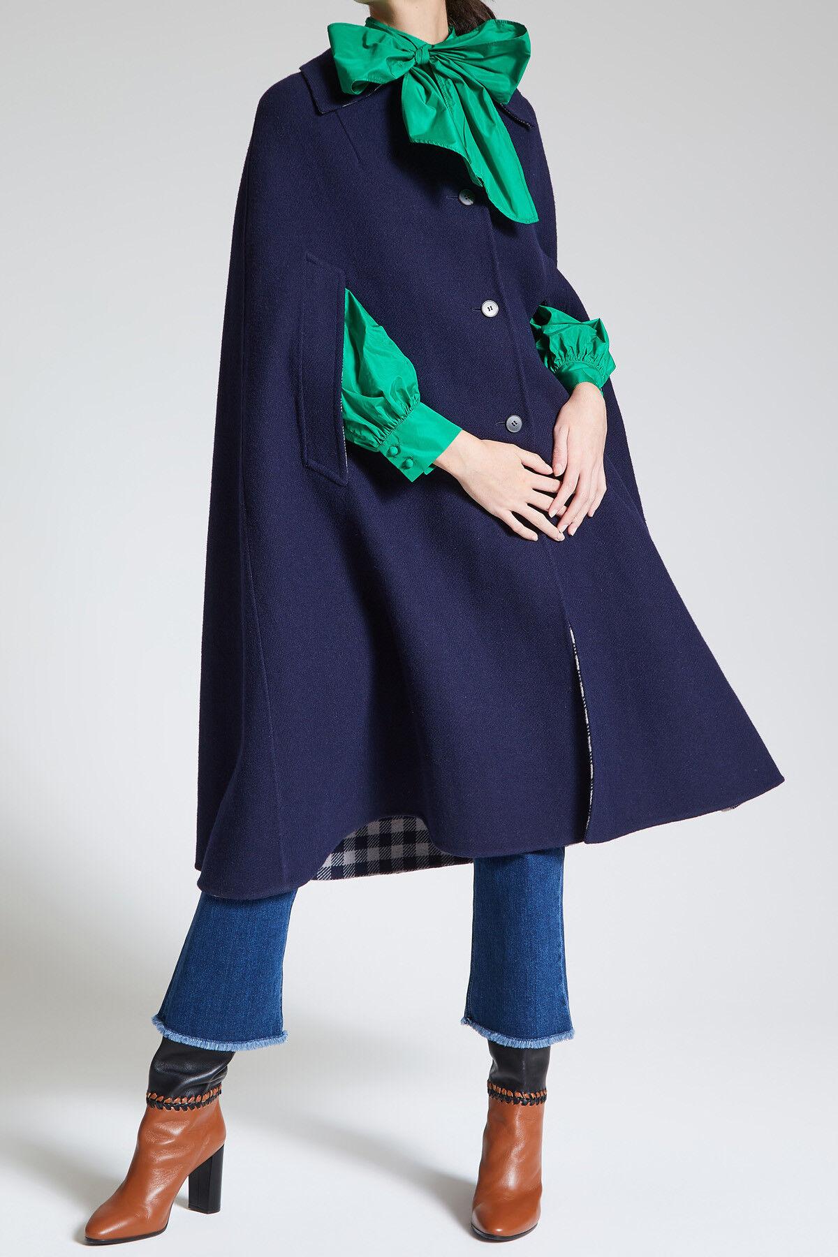 Cappotto Wool Vichy - Maliparmi