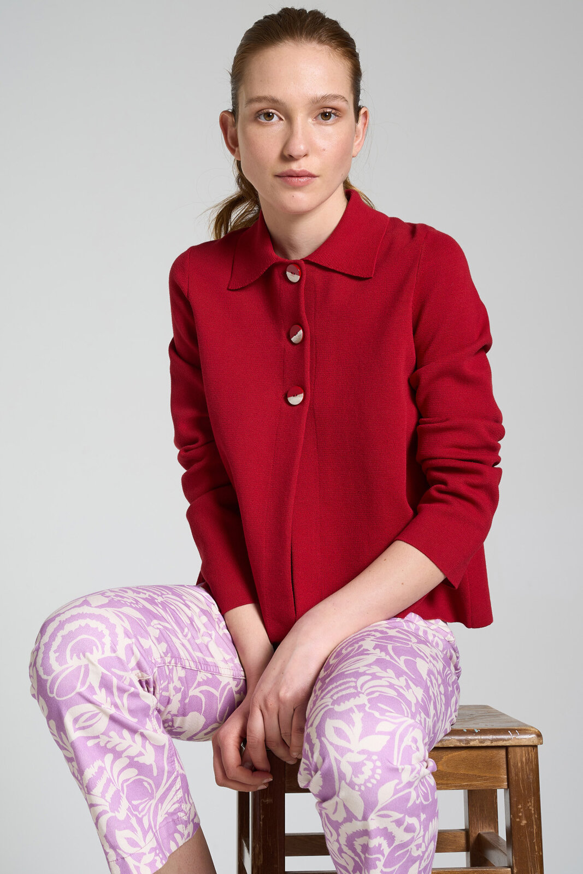 Unit Milano Stitch jacket - Maliparmi