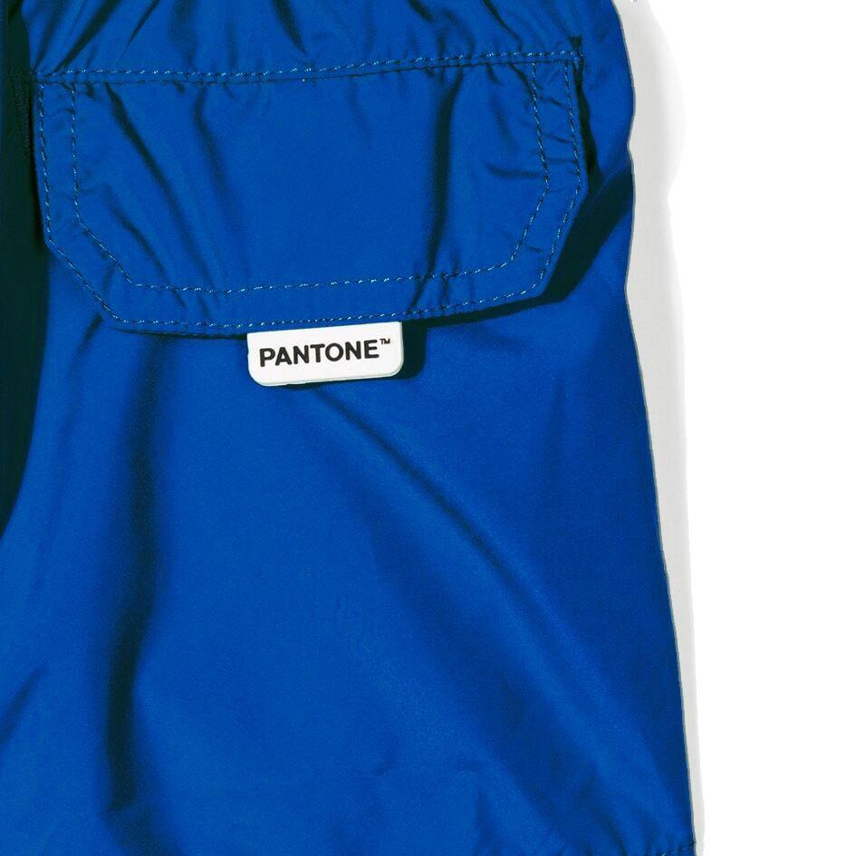 Costume Mare Bimbo Ultraleggero Blu - Edizione Speciale Pantone© - MC2 Saint Barth Junior
