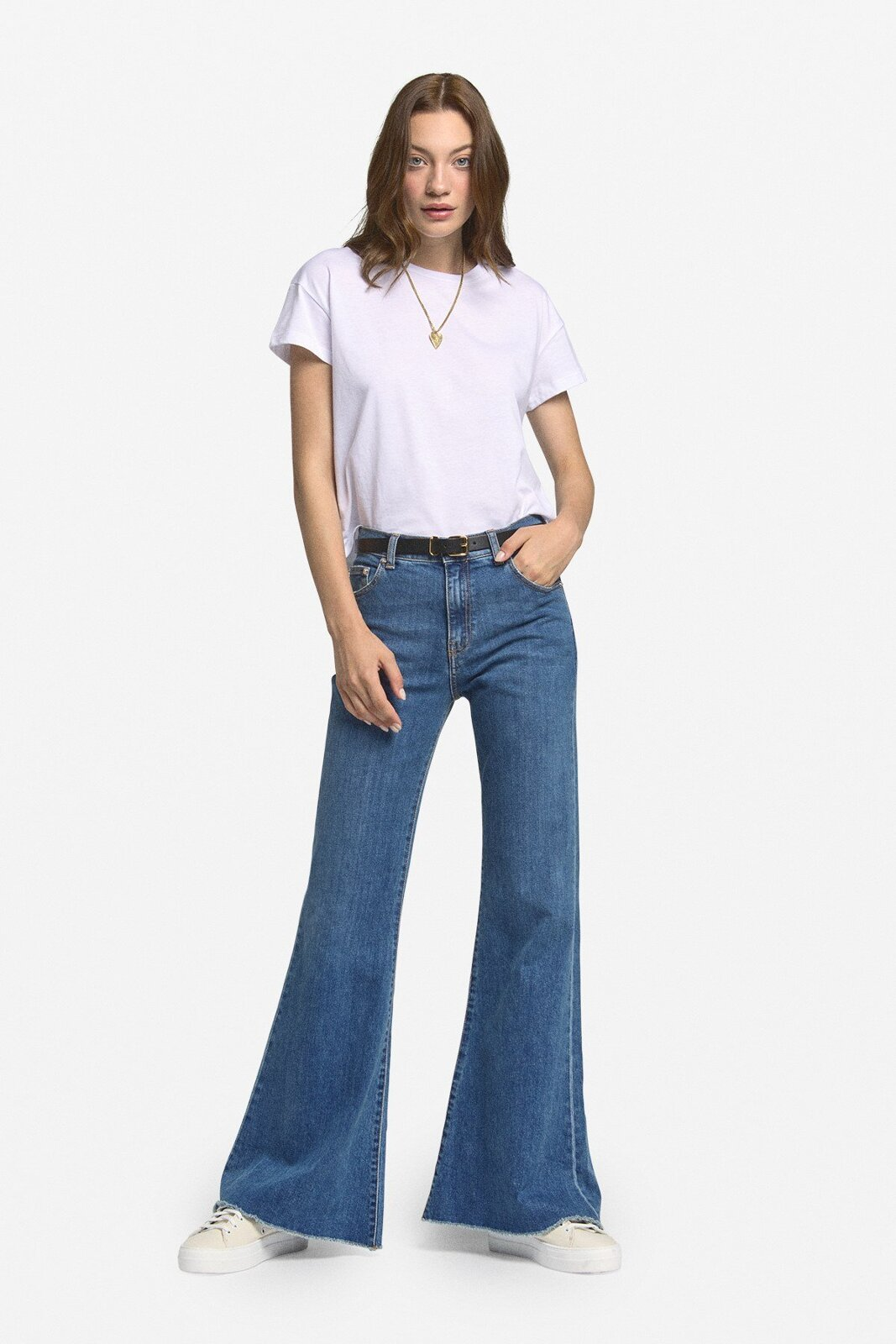 Flare jeans - ottod'Ame