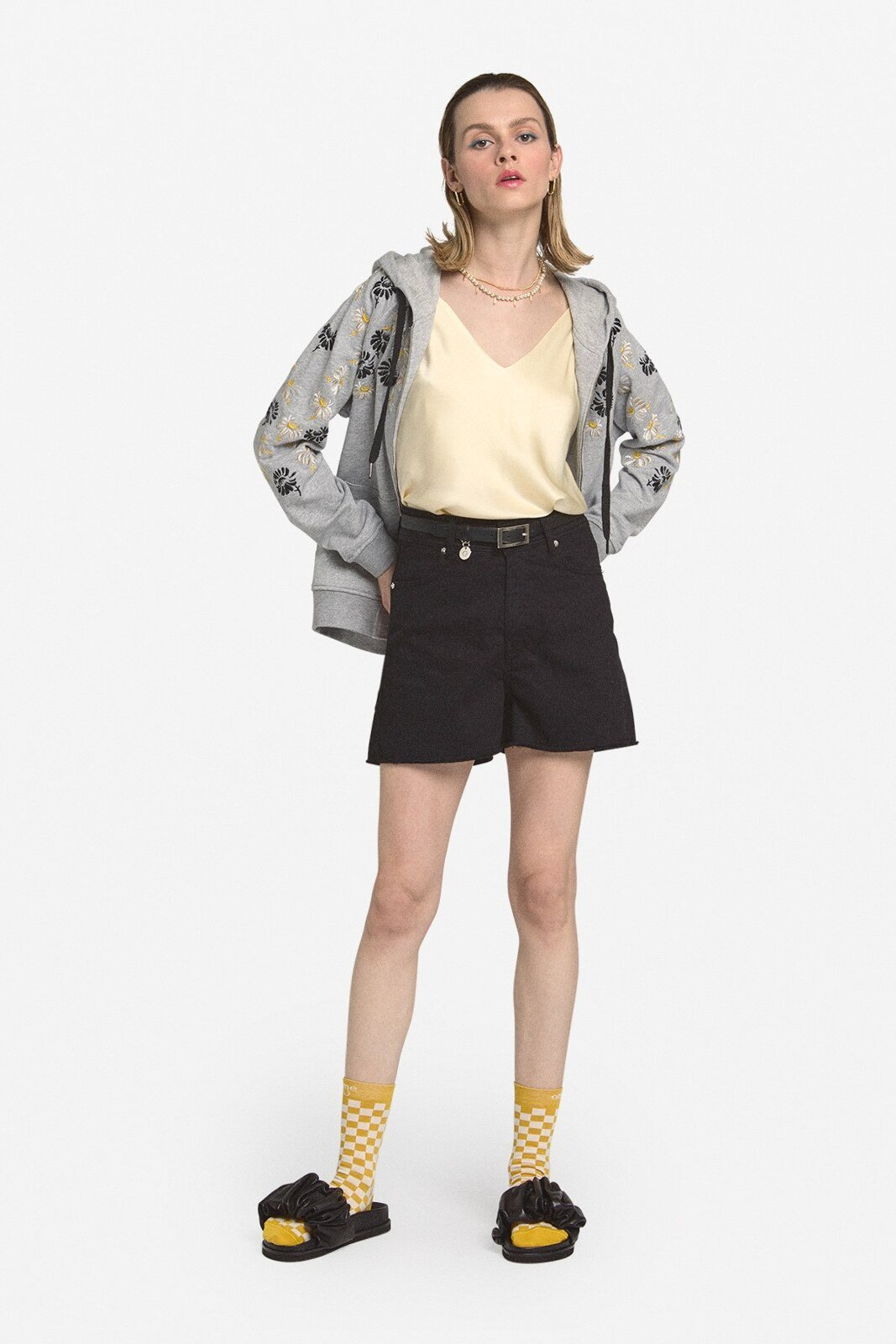 Short In Jeans - ottod'Ame