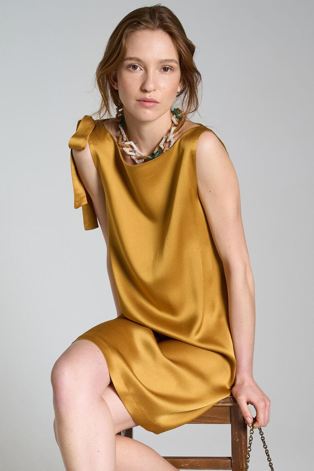 Liquid Cady dress - Maliparmi